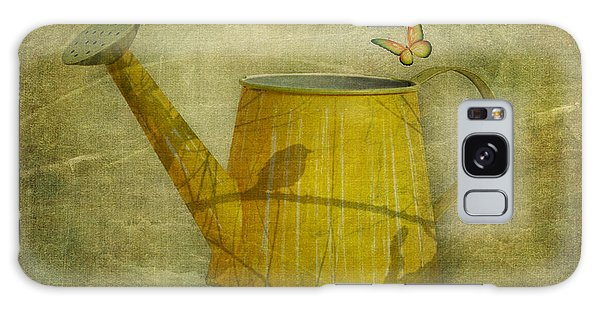 Limb Galaxy Case - Watering Can With Texture by Tom Mc Nemar
