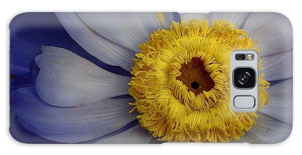 Waterlily Galaxy Case