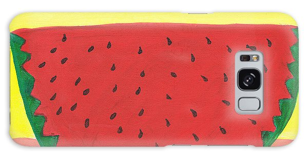 Watermelon 1 Galaxy Case