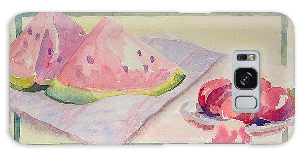 Watermelon Galaxy Case