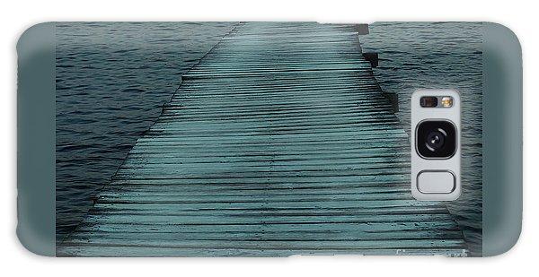 Water's Path Galaxy Case by Joy Angeloff