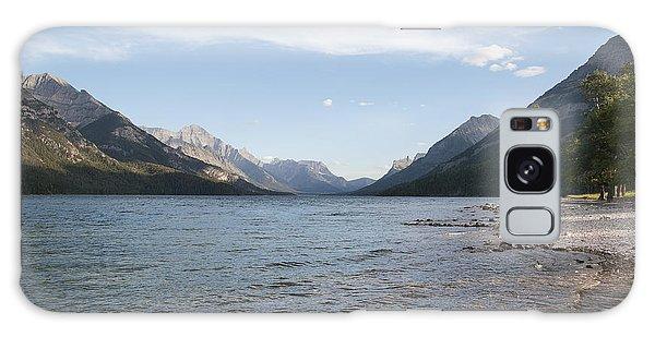 Waterton Lake Galaxy Case