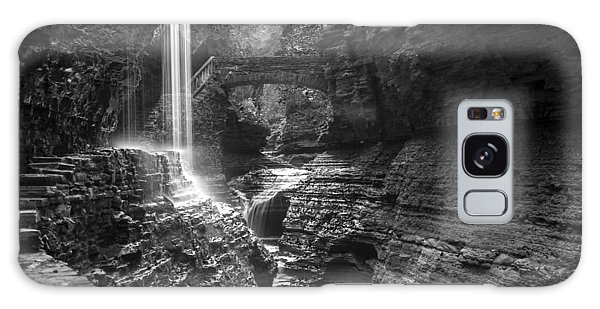 Watkins Glen 04 Bw Galaxy Case