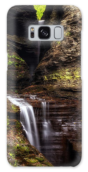 Watkins Glen Cavern Cascade Galaxy Case