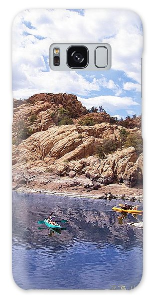Watson Lake Kayaks Galaxy Case