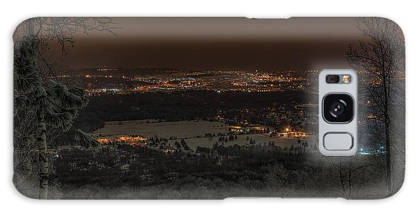 Wausau From On High Galaxy Case