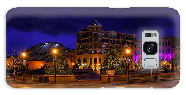 Wausau's 400 Block After Dark Galaxy Case