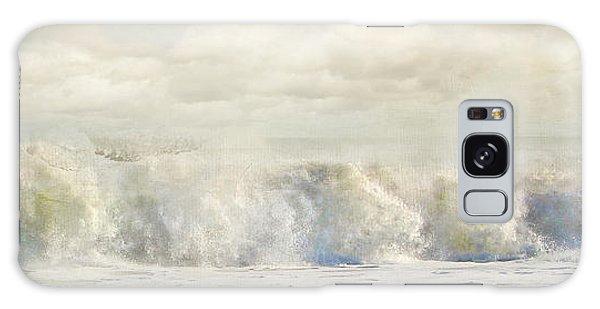 Wave 10 Galaxy Case by Karen Lynch