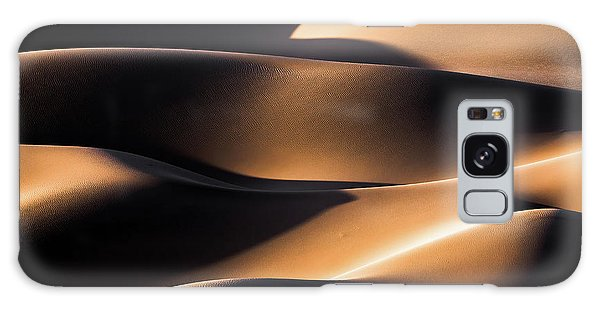 Sand Dunes Galaxy Case - Wave by Mohammadreza Momeni