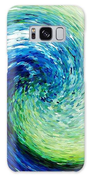 Wave To Van Gogh Galaxy Case