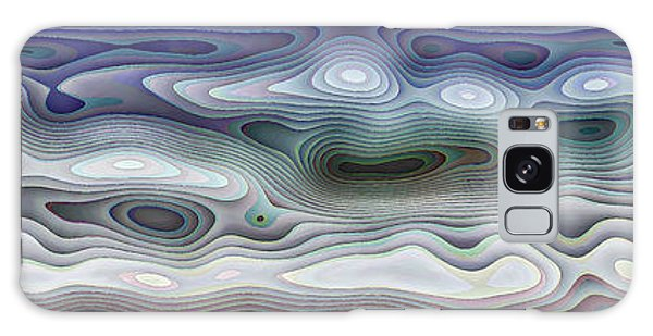 Abstract Waves 15 Galaxy Case