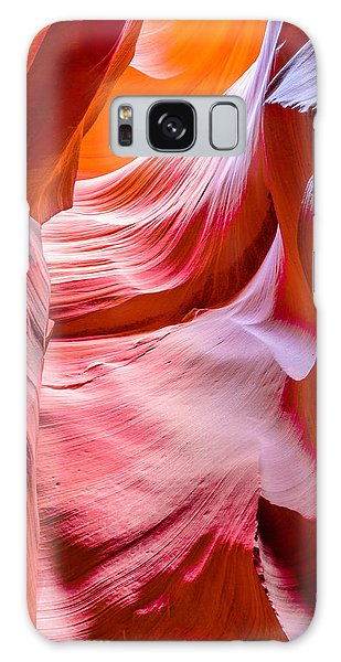 Waves Of Redrock Galaxy Case