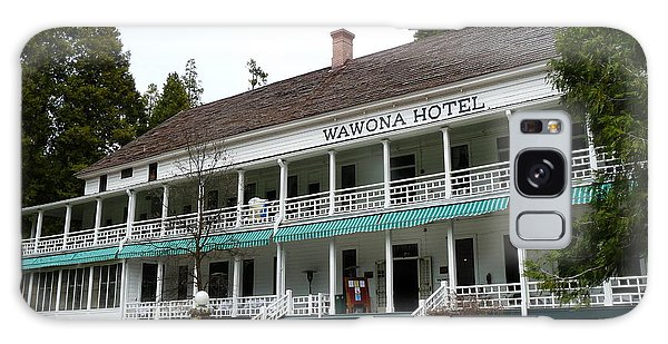 Wawona Hotel In Yosemite  Galaxy Case