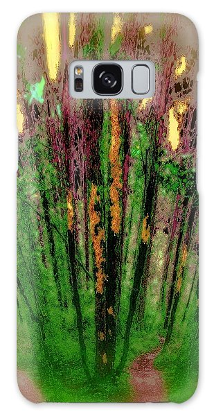Wax Forest Cathedral Galaxy Case