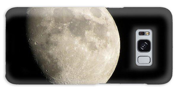 Waxing Moon Galaxy Case