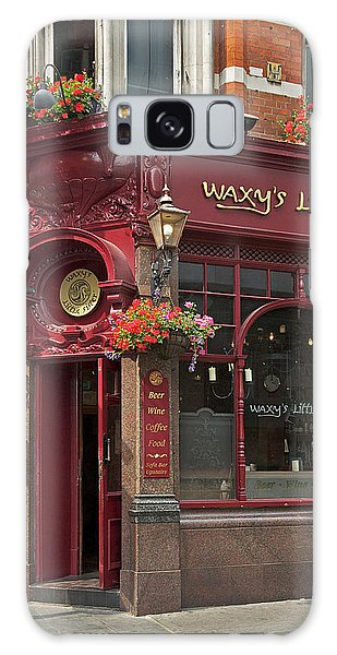 Waxy's Little Sister Pub Galaxy Case