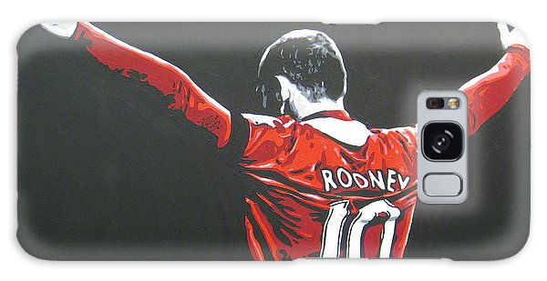 Wayne Rooney - Manchester United Fc 2 Galaxy Case