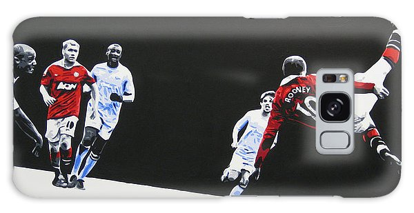 Wayne Rooney - Manchester United Fc Galaxy Case