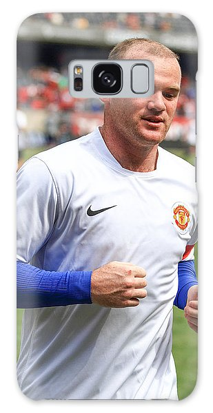 Wayne Rooney 5 Galaxy Case