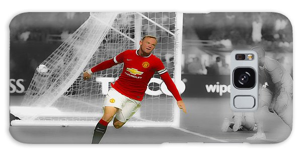 Wayne Rooney Scores Again Galaxy Case