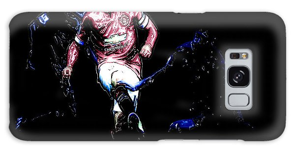 Wayne Rooney Working Magic Galaxy Case