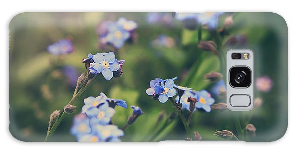 Gardens Galaxy Case - We Lay With The Flowers by Laurie Search