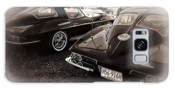 We Love Corvettes  Galaxy Case