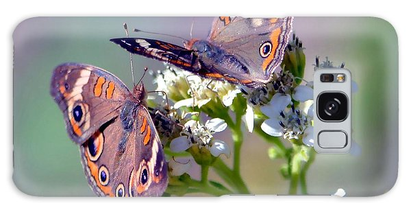 We Make A Beautiful Pair Galaxy Case by Deena Stoddard
