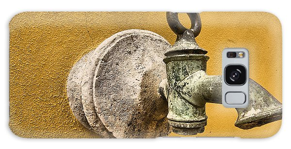 Weathered Brass Water Spigot Galaxy Case