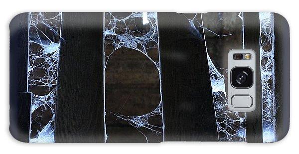 Webtastic Galaxy Case by Patricia Overmoyer