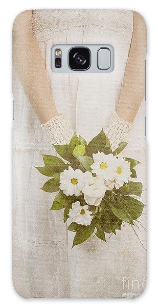 Wedding Bouquet Galaxy Case