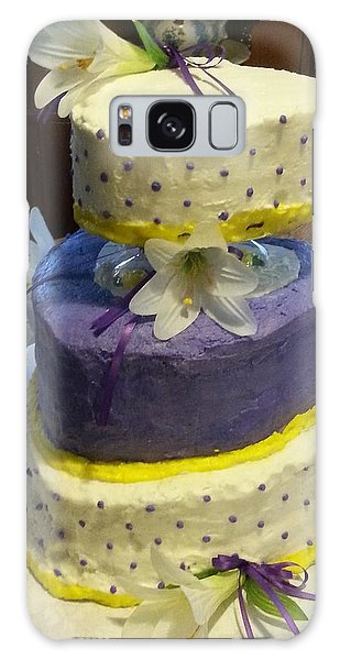 Wedding Cake For May Galaxy Case