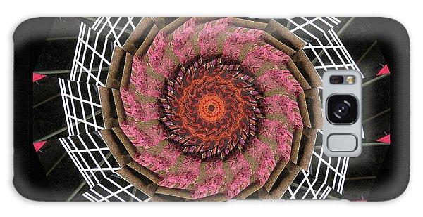 Weeepaint Galaxy Case by Barbara MacPhail