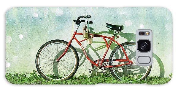 Bicycle Galaxy Case - Weekender Special by Laura Fasulo
