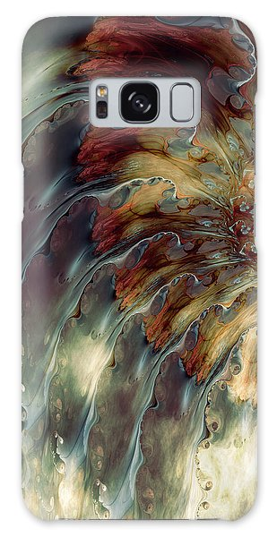 Weep Galaxy Case by Kim Redd