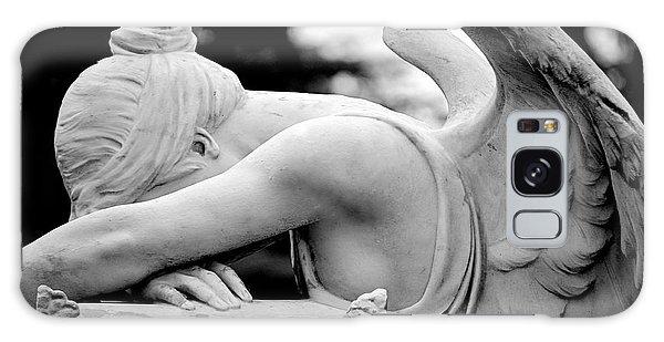 Weeping Angel Galaxy Case by AJ  Schibig