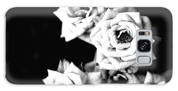 Weeping Roses Galaxy Case by Rachel Mirror