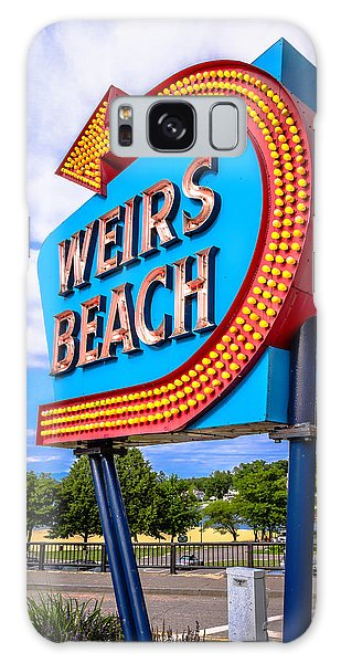 Weirs Beach Galaxy Case