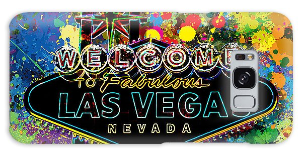 Welcome To Las Vegas Galaxy Case