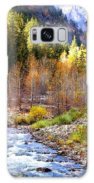 Wenatchee River - Leavenworth - Washington Galaxy Case
