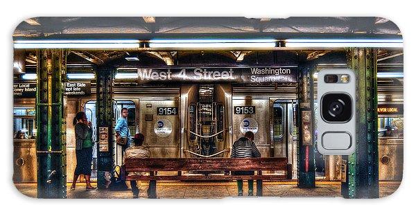 West 4th Street Subway Galaxy Case