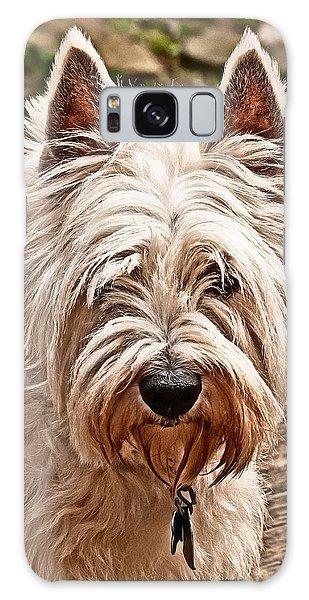 West Highland White Terrier Galaxy Case