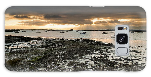 West Mersea View Galaxy Case