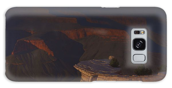 Grand Canyon Galaxy S8 Case - West Moon Grand Canyon by Cody DeLong