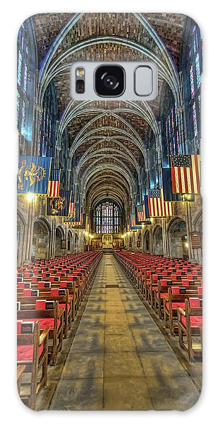 West Point Cadet Chapel Galaxy Case