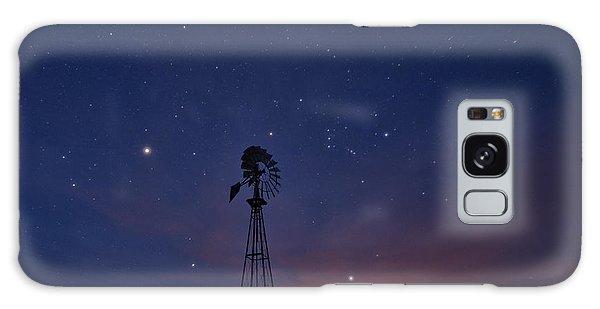 West Texas Sky Galaxy Case