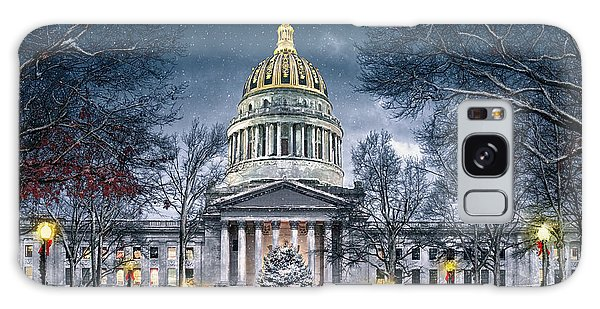 West Virginia State Capitol Galaxy Case
