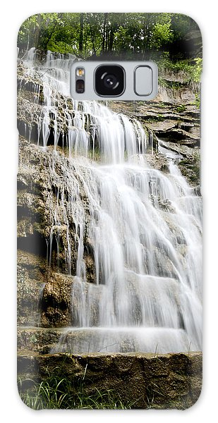 West Virginia Waterfall Galaxy Case