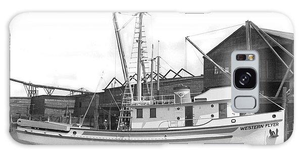 Western Flyer Purse Seiner Tacoma Washington State March 1937 Galaxy Case