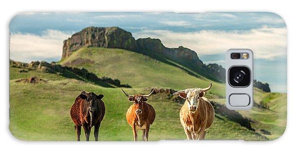 Western Longhorns Galaxy Case